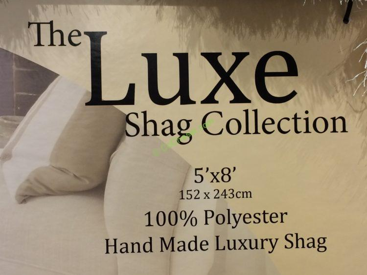 Dynamic Rugs The Luxe Shag Collection 5 X 8 Or 8 X 10