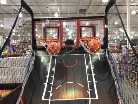 Md Sports Pro Court 3 Dual Shot Basketball Game Costcochaser