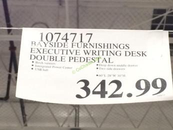 Costco-1074717-Bayside-Furnishings-Executive-Writing-Desk-Double-Pedestal-tag