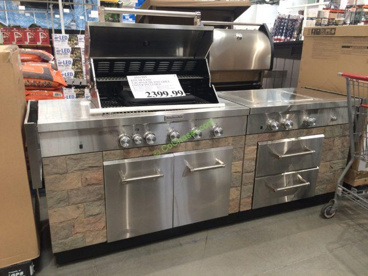 Charcoal Grill Cover For Kitchen Aid Grill