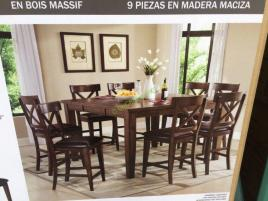 Costco-1041199-IMAGIO-Home-Furniture-9PC-Counter-Height Dinning-Set-pic
