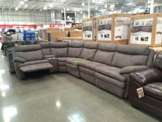 Costco-1041145-Fabric-Reclining-Sectional