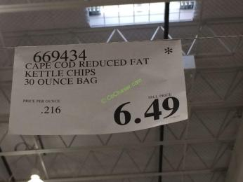 Costco-669434-Cape-COD-Reduced-Fat-Kettle-Chips-tag