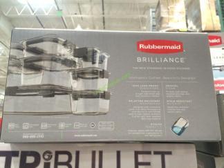 Costco-1103099-Rubbermaid-Brilliance-18PC-Food-Storage-Set-box