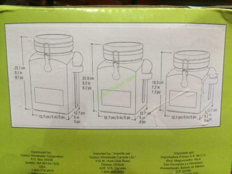 Costco-1050008-3PK-Ceramic-Canister-Set with-Scoops-size