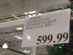 Costco-1455659-Pre-Lit-LE- EZ-Connect-Dual-Color-Christmas-Tree-tag