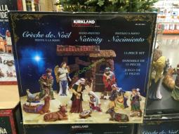 Costco-1456711-Kirkland-Signature-Nativity-13 Piece-Set-box