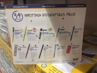 Costco-413772-Pape-Mate-Sharpie-Writing-Essentials-item