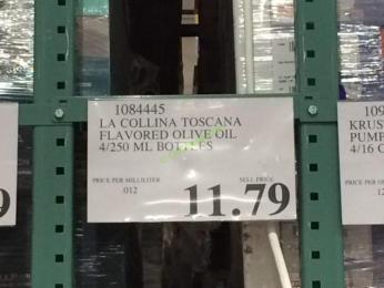 Costco-1084445-LA-Collina-Toscana-Flavored-Olive-Oil-tag