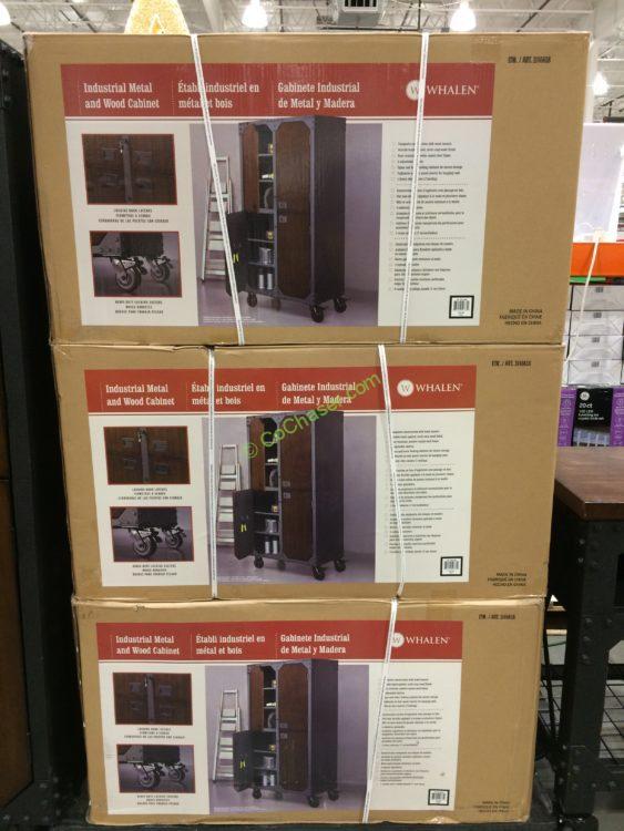 Whalen Storage Cabinet 72 Tall Costcochaser