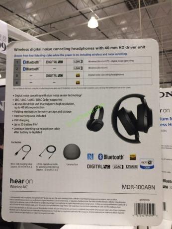 Costco-1170100-Sony-Noise-Canceling-Bluetooth-Headphones-back