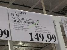 Fitbit Alta HR Activity Tracker Bundle – CostcoChaser
