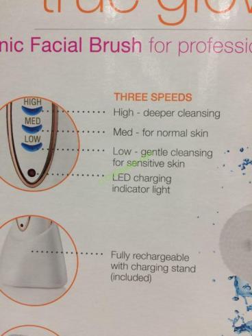 Conair True Glow Sonic Facial Brush Costcochaser