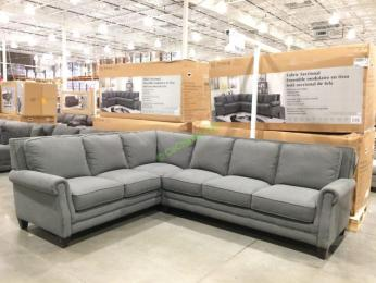 Costco-1900011-Fabric Sectional