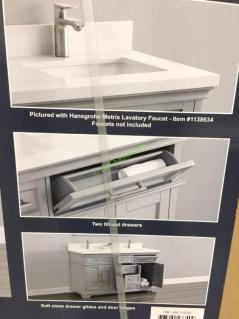 Costco-710120- Mission-Hills 60-Gary-Double-Sink-Vanity-use