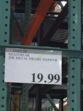 Costco-1103120-Neatfreak-2PK-Metal-Frame-Hamper-tag