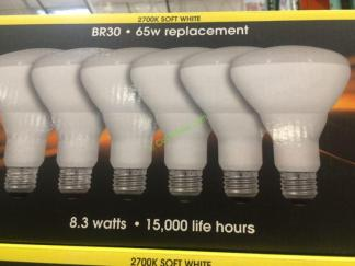 Costco-1200268-Feit-Electric-LED-BR30-Flood-6Pack-Soft-White-face