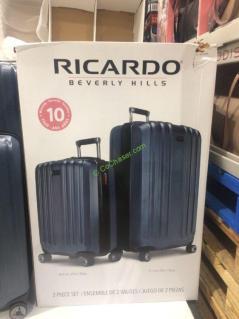 b0005d9c3 Costco-1203905-Ricardo-Mulholland-Drive-2Piece-Hardside-Set-