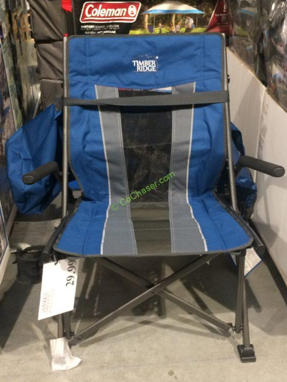 Timber Ridge Bungee Chair Costcochaser
