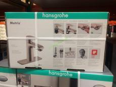 Costco-1138634-Hansgrohe-Metris-Lavatory-Faucet-use
