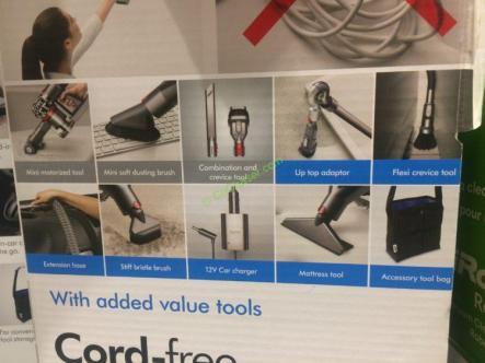 Costco-1166767- Dyson V8 Total Clean Cordless Vacuum-part2