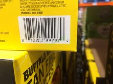 Costco-1211230- Buffalo-Wild Wings-Wing-Sauce-bar