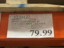 Costco-1220122-Bissell-Spotclean-Proheat-Portable-Spot-Cleaner-tag