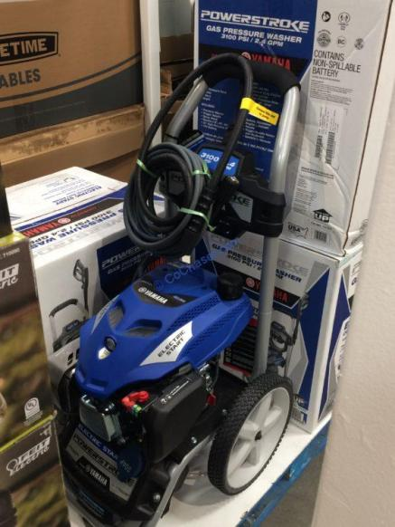 Costco-1217816-Yamaha-Powered-Electric-Start-3100PSI-Gas-Pressure-Washer1
