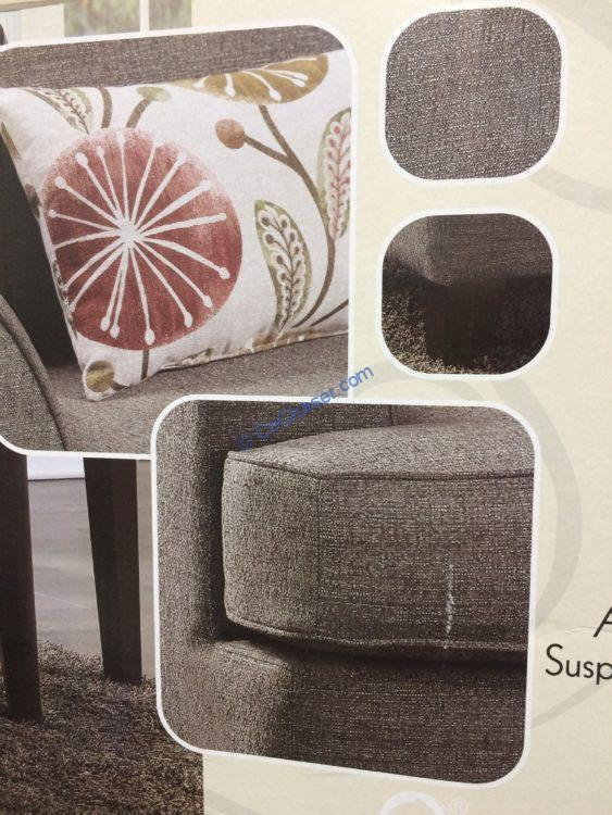 Costco 1136462  Avenue Six Chair And Half Part