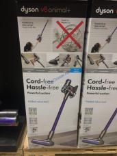 Costco-2200022-Dyson-V8-Animal –Cordless-Stick-Vacuum-box