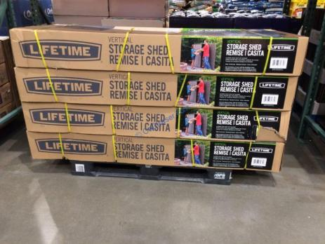 Costco-1500001-Lifetime-Resin-Vertical-Shed-all