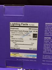 Coscoto-1300520-Feit-Electric-LED-60W-Replacement-spec