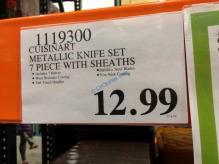 Costco-1119300-Cuisinart-Metallic-Knife-Set-tag
