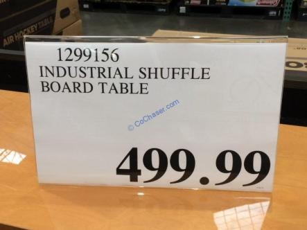 Costco-1299156- American-Heritage-Barrington-Industrial-Shuffleboard-Table-tag