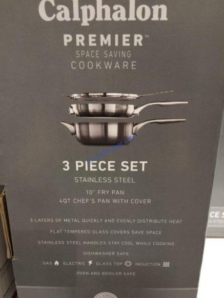Costco-1336916-Calphalon-Premier-Stainless-Steel-3-piece-Cookware-Set-item