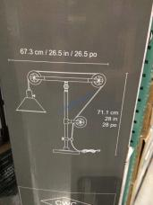 Costco-2001064-Bridgeport-Designs-Pulley-Table-Lamp-size