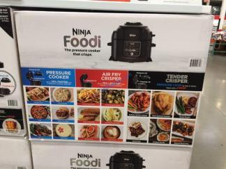 Ninja Foodi Pressure Cooker Air Fryer Costcochaser