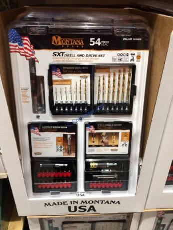 Costco-5454000-Montana-Brand-54P-Power-Drill-Driver-Set