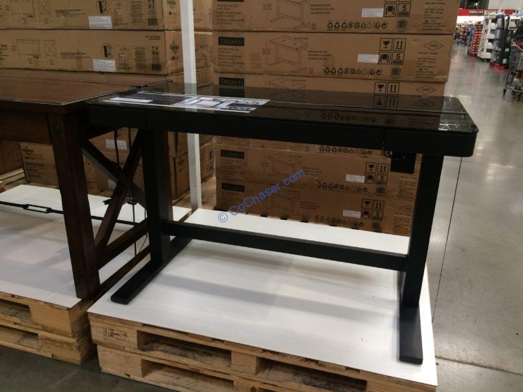 Tresanti Adjustable Height Desk Model Odp10555 48d913 Costcochaser