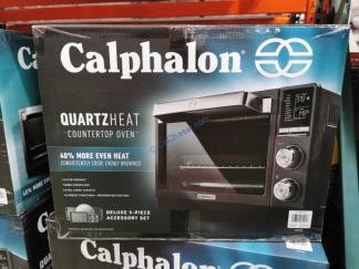 Costco-1339289-Calphalon-Quartz-Heat-Countertop-Oven1