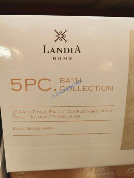 Costco-1600230-Landia-5PC-Bath-Set-Collection1