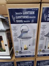 Costco-1900267-Decorative-Lantern-Flickering-LED-Candle1