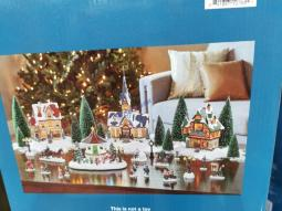 Costco-1900321-Christmas-Village-with-Lights-and-Music-face
