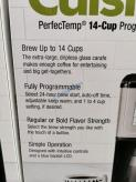 Costco-3565000-Cuisinart-PerfecTemp-14-cup-Programmable-Brewer-spec