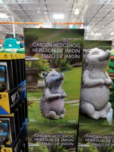 Costco-1902215-Resin-Hedgehog-Garden-Statue1