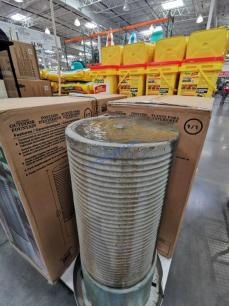 Costco-1902336-Modern-Ribbed-Self-contained-Outdoor-Fountain2