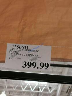 Costco-1356631-Bayside-Furnishings-Odessa-72-3-IN-1-TV-Console-tag