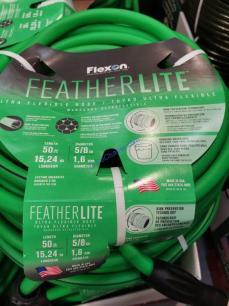 Costco-1386831-Flexon-50ft -Featherlite –Hose