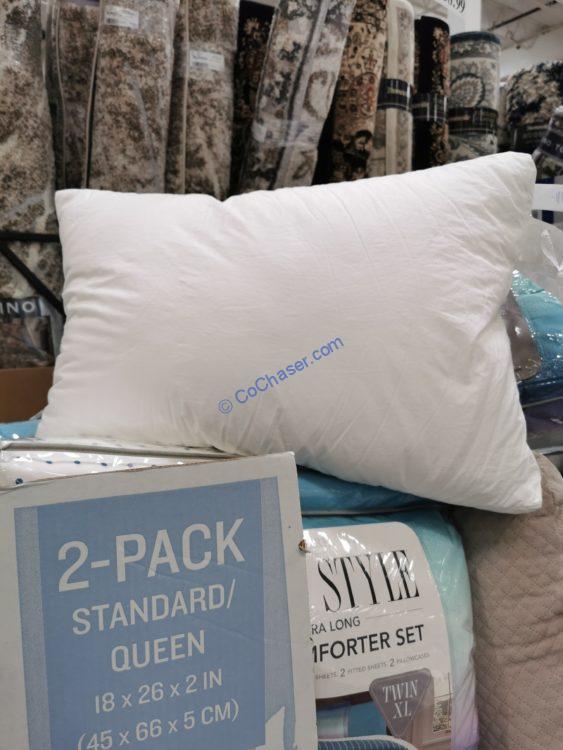 casper the essential pillow stand size