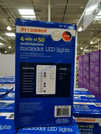 Costco-2006032-Dual-Color –Micro- Lights